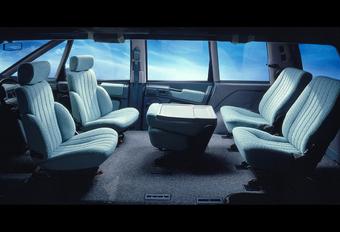 Renault Espace 1 Inside