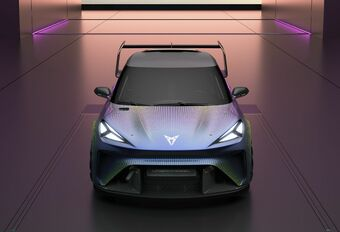 2021 Cupra UrbanRebel Concept