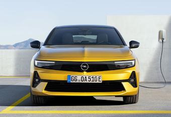 2022 Opel Astra-e