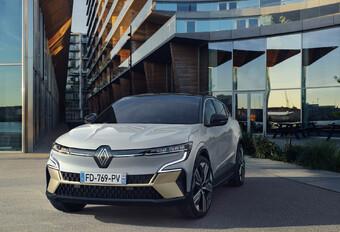 2022 Renault Mégane E-Tech Electric