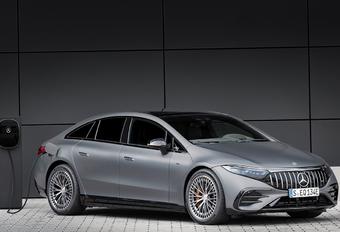 2022 Mercedes EQS 53 AMG