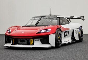 IAA Munich 2021 - Porsche Mission R
