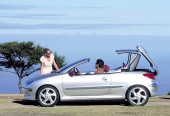 2000 - Peugeot 206 CC - Vintage