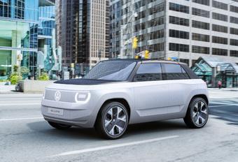 VW ID Life - IAA Munich 2021