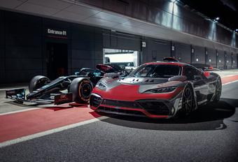 AMG F1 ONE