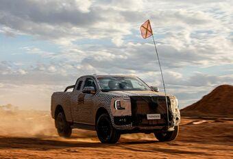 Ford Ranger 2022 : l'heure de la relève (vidéo) #1