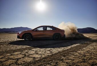 Officieel: 2022 Subaru WRX met grotere motor én handbak! #1