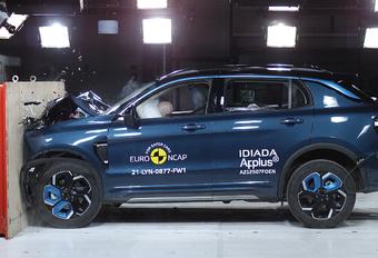 Euro NCAP: 5 sterren voor de Chinezen #1