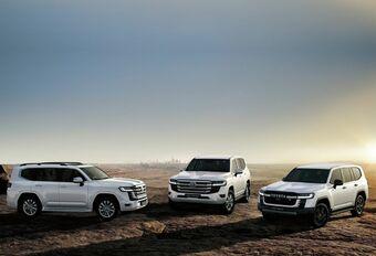 Toyota Land Cruiser : patience mère de toute vertu #1