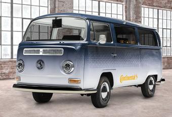 Continental Volkswagen T2 - IAA Munich 2021