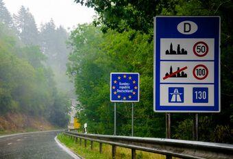 Autoroutes allemandes : vitesse moyenne pas si élevée #1