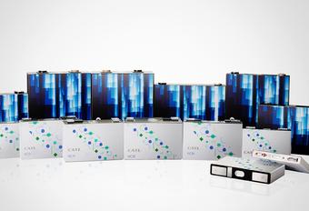 CATL Battery line-up
