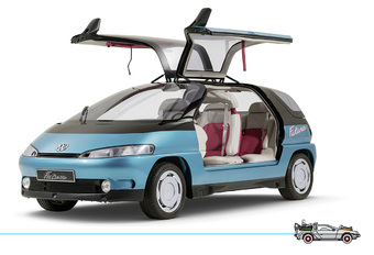 1989 VW Futura Concept