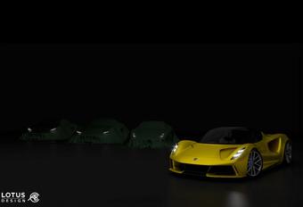 Lotus Electric line up