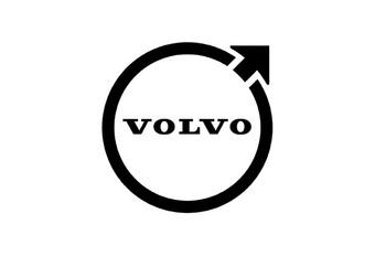 Volvo Group flat design logo