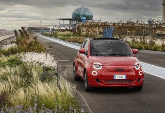 Fiat 500 (RED) - Lingotto