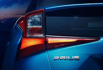 Toyota Prius Hydrogen