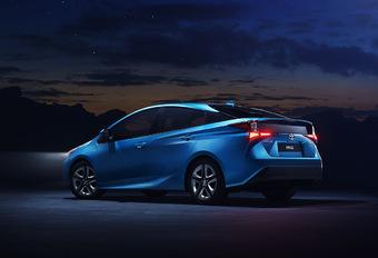 Toyota Prius Hydrogen Hybrid