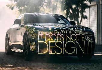 2023 Rolls-Royce Spectre EV