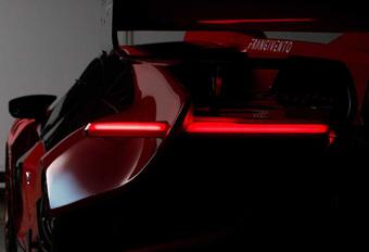 FV Frangivento Sorpasso GT3