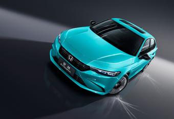2021 Honda Integra