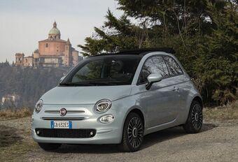 Fiat 500 Hybrid