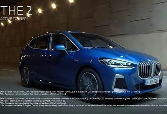 Gelekt: 2022 BMW 2 Active Tourer