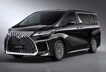 2022 Lexus LM 300h