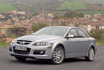 Vintage 2005 - Mazda 6 MPS