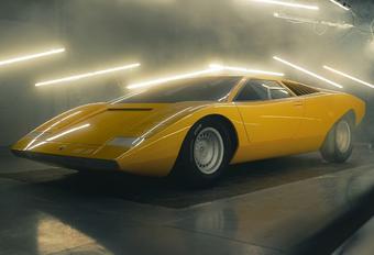 2021 Lamborghini LP500 Prototype
