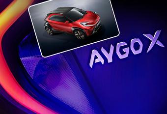 2022 Toyota Aygo X