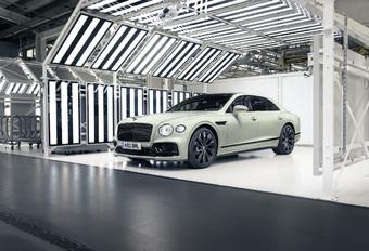 Bentley Mulliner Heitage Paint - Sage Green