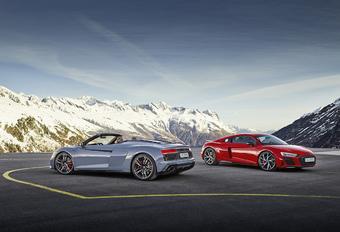 Audi R8 RWD Performance