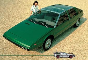 1974 Maserati Medici Italdesign