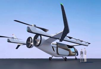 Honda: verticaal opstijgende en landende elektrisch vliegtuigen voor morgen #1