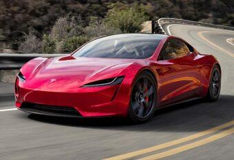 Tesla Roadster 2023