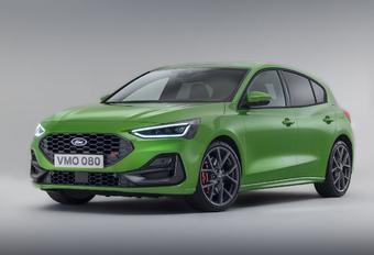 2022 Facelift Ford Focus ST