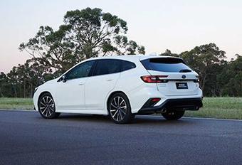 2022 Subaru WRX Plus
