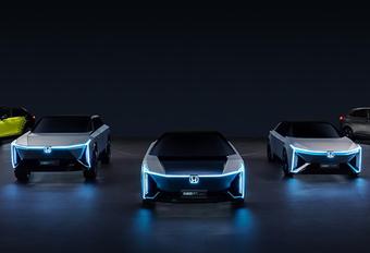 Honda e:N-conceptcars: elektrische toekomst (voor China) #1
