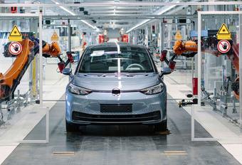 VW ID Production Site Zwickau