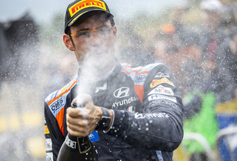 Thierry Neuville domineert én wint rally van Spanje #1