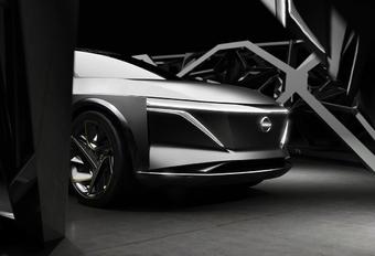2019 Nissan IMs EV Concept