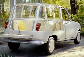 1961-2021 Renault 4L Suite N°4 Concept