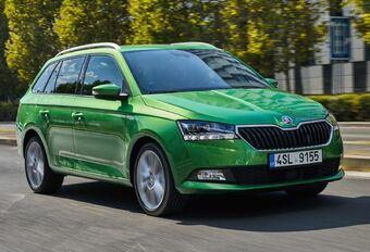 Škoda Fabia : la fin du break #1