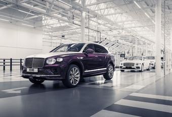 Bentley Bentayga Speed Russian Heritage  Editions