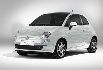 Fiat 500 Aria #1