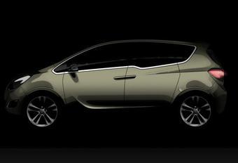 Opel Meriva Concept #1