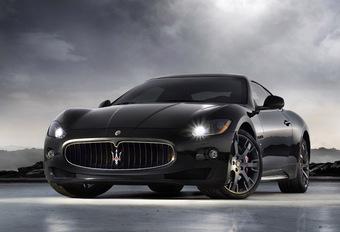Maserati GranTurismo S #1