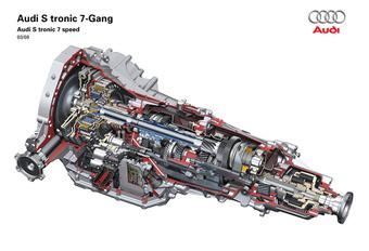 Audi S Tronic 7 rapports #1