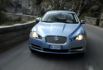 Jaguar et Land Rover vendus à Tata #1